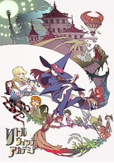Little Witch Academia 2013 Sub Indo BD