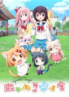 Nyanko Days Batch Sub Indo