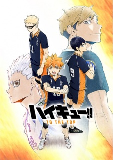 Haikyuu To the Top Batch Sub Indo