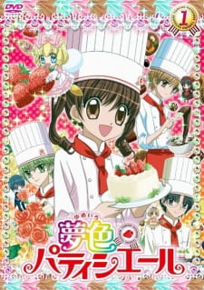Yumeiro Patissiere Batch Sub Indo