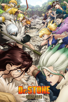 Dr. Stone Season 2 Batch Sub Indo