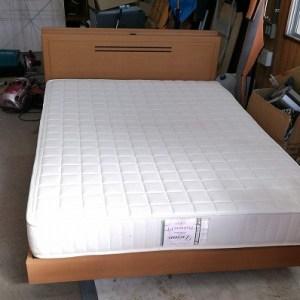 茨城県 水戸市でベッドの廃棄処分、回収