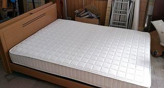 ベッドマットレスの処分や解体方法 茨城県 水戸市