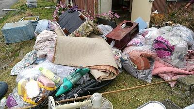 茨城県石岡市不用品、粗大ゴミ片付け、処分