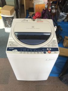 洗濯機の処分方法