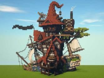 minecraft fantasy houses cool medieval designs build idea underwater inspiration survival ho planetminecraft underground manymore cloud