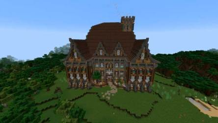 Minecraft House Ideas Cool Designs to Try in 2020
