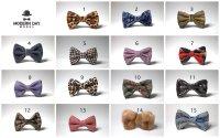 Modern Day Mogul bow ties 1 to 15 | Fuzion Magazine