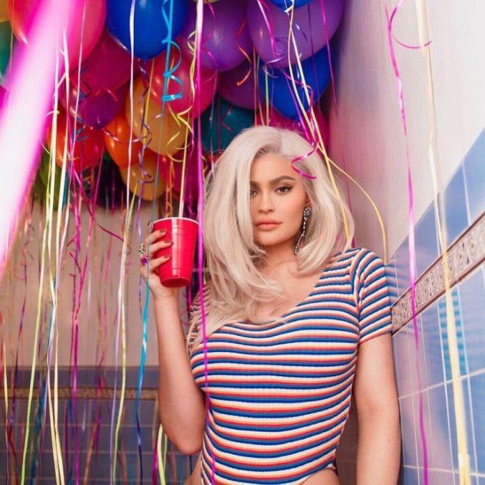 Image result for kylie jenner celebrates 21st birthday