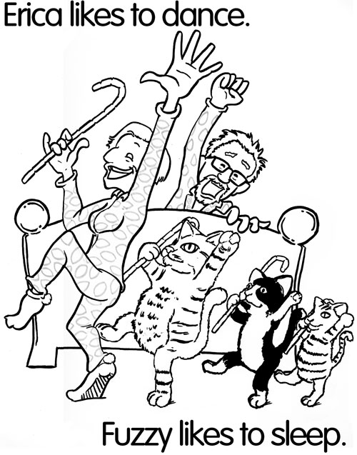 Sing To The Lord Coloring Pages