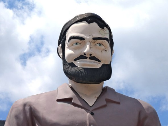 Roanoke Muffler Man
