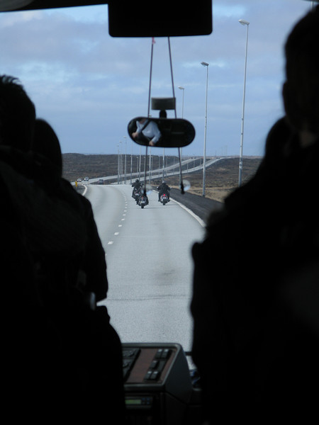 Motorcycles in Iceland