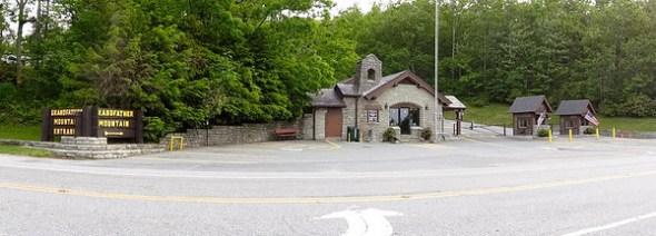 Grandfather Mountain entrance