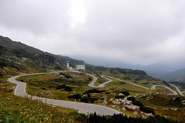 San Bernardino Pass Switzerland