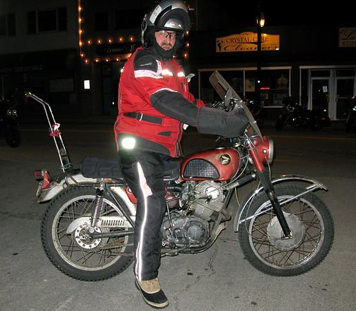 65 Honda Scrambler
