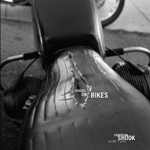 Chicks on Bikes - By Christina Shook