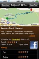 Screenshot - Greatest Road App