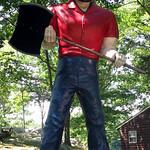 Stony Point NY Muffler Man