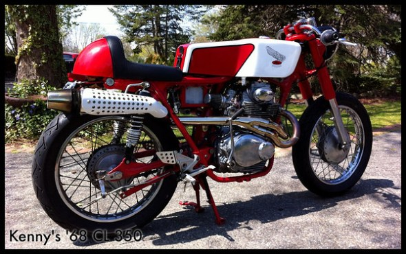 Kennys CL 350