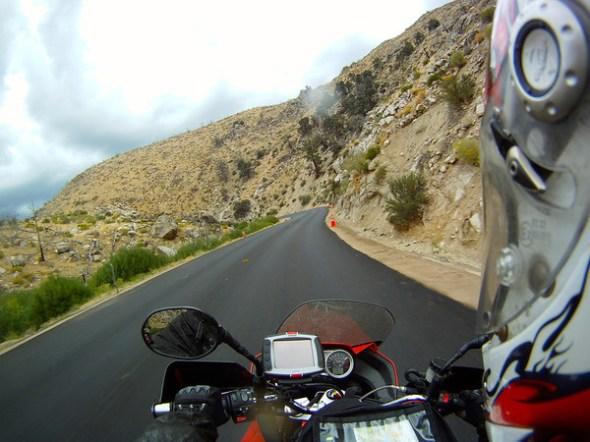 Heading towards Monitor Pass