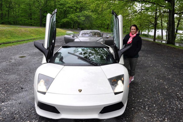 Me with the LP640 Roadster