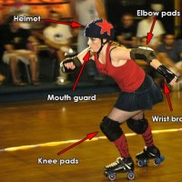 You Can't Take Roller Derby Out Of This Bitch