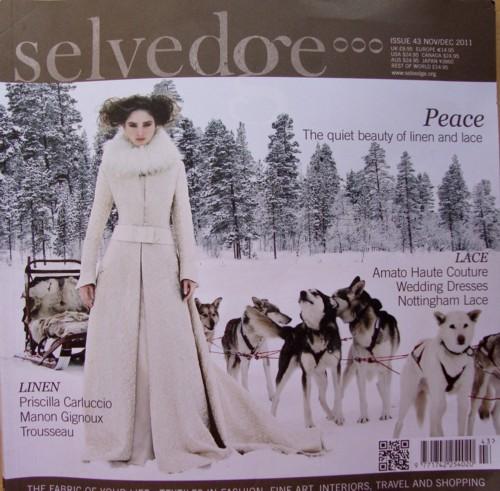 Selvedge | The Vintage Traveler