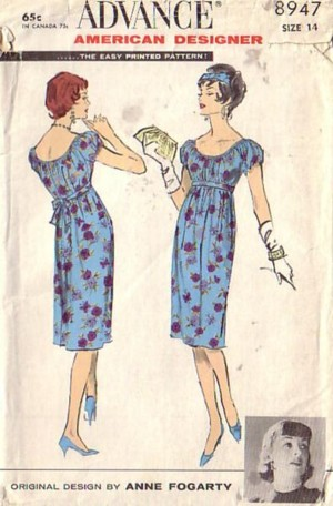 Designer Sewing Patterns | The Vintage Traveler
