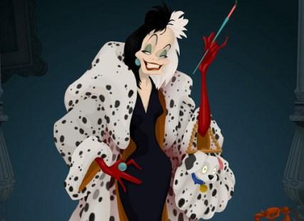 Cruella Deville, 101 Dalmations
