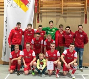 2015_A-Junioren_Hallenzweiter_sbfv