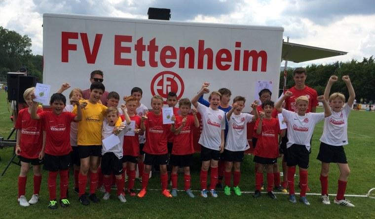 E-Junioren FV Ettenheim