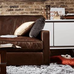 Retro Sofas Fulham Ashley Furniture Canada Sofa Table Living Room & Units - Village