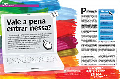 """The distance education piece """"Vale a pena entrar nessa?"""" (Is it worth getting into?) wins the ABED SENAI Award"""