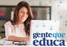 O novo site Gente que Educa funciona como uma comunidade profissional para educadores