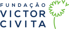 Fundação Victor Civita's new logo represents the dissemination and propagation of knowledge