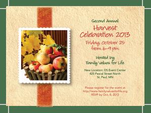 2015 Harvest Celebration