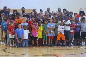 Clyde Turner Educational Basketball Camp