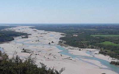 Ambiente: Regione avvia iter candidatura Tagliamento Riserva Unesco