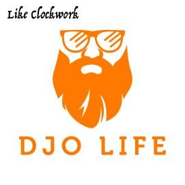 DjoLifeLogoLikeClockwork