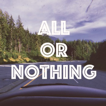 All Or Nothing Artwork
