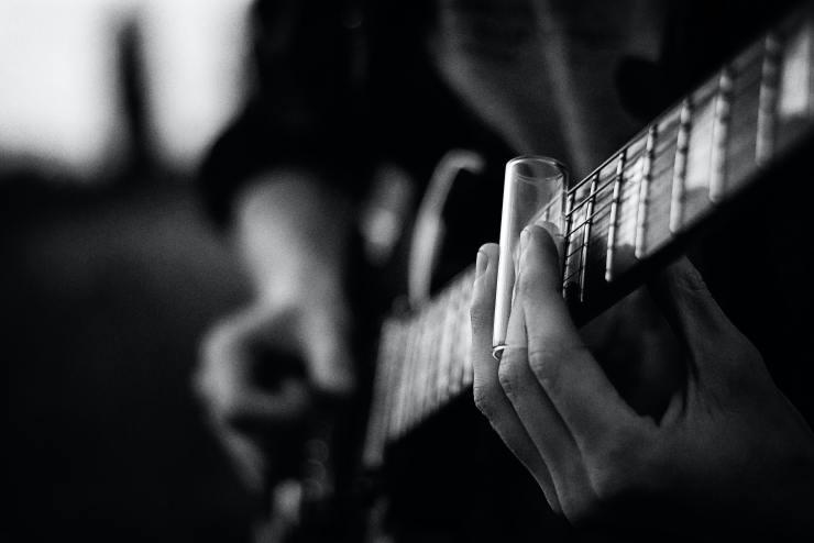 Slide Guitar Tuning