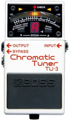 Drop A Tuning - Chromatic Tuner