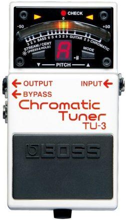 Chromatic Guitar Tuner for E flat