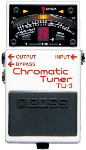 Cool Guitar Accessories - Boss TU-3