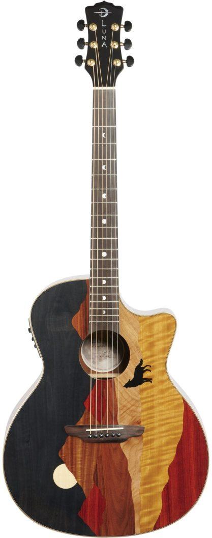Luna Acoustic Guitar
