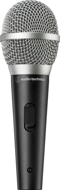 Audio-Technica ATR1500x Unidirectional Dynamic Handheld Vocal Microphone