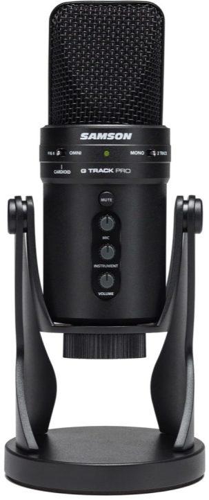 Samson G-Track Pro Studio USB Condenser Microphone
