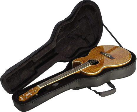 Thinline acoustic guitar gig bag