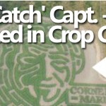 'Deadliest Catch' Capt. — Memorialized in Crop Circles