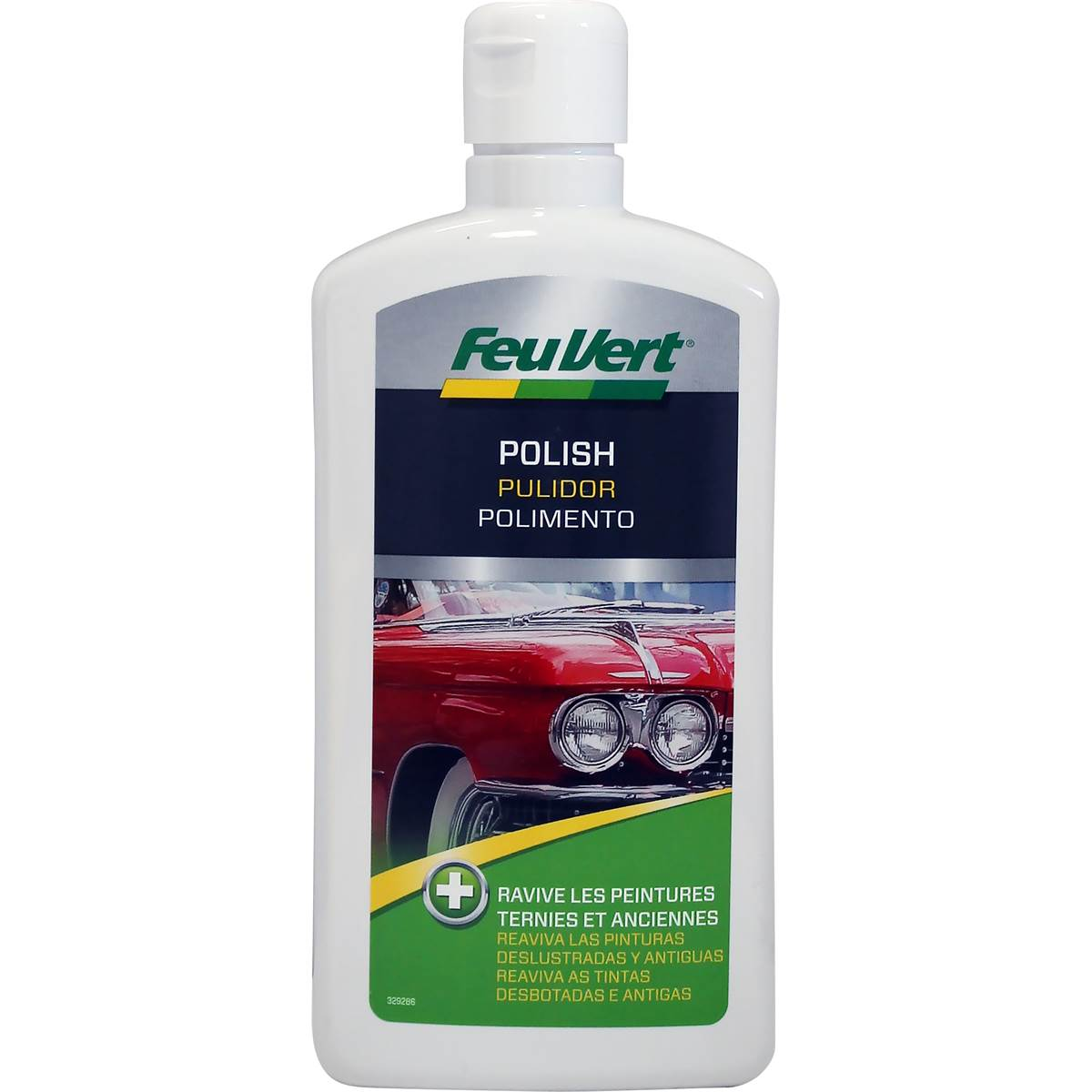 polish universel feu vert 500 ml